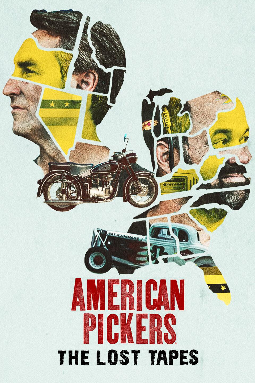American Pickers: The Lost Tapes ne zaman