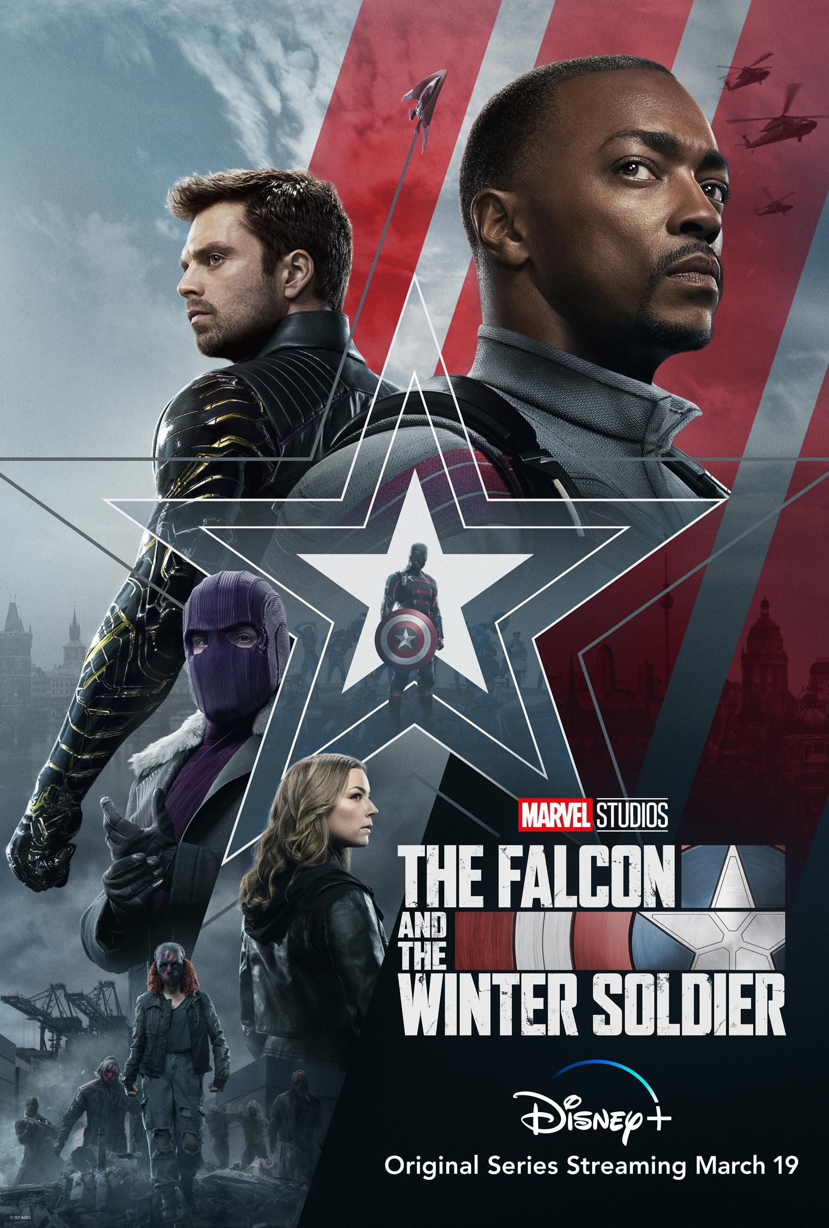 The Falcon and The Winter Soldier ne zaman
