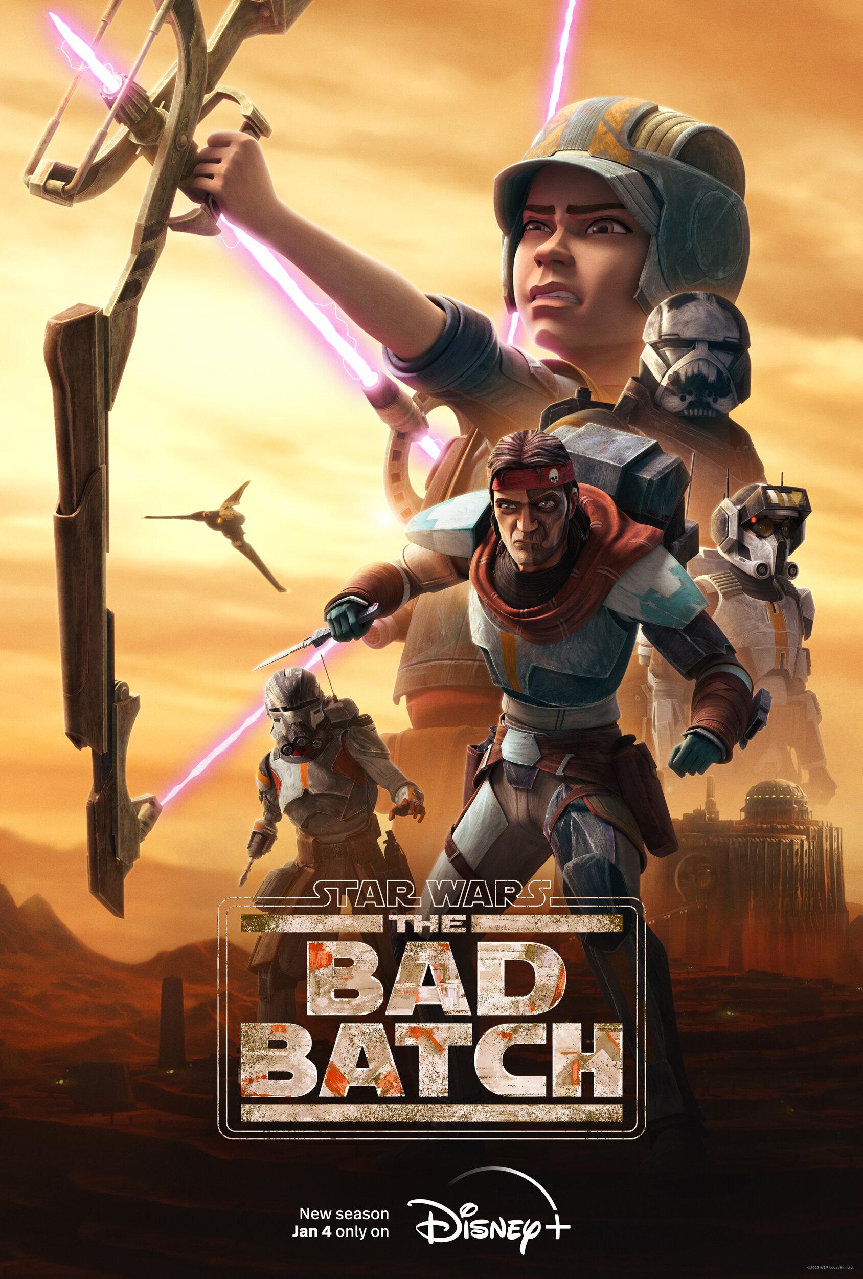 Star Wars: The Bad Batch ne zaman