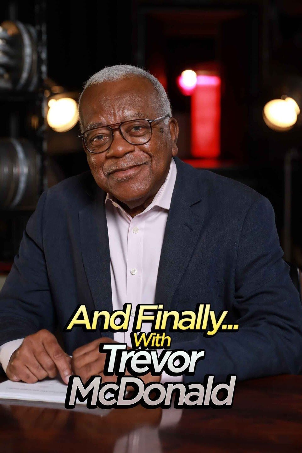 And Finally… with Trevor McDonald ne zaman