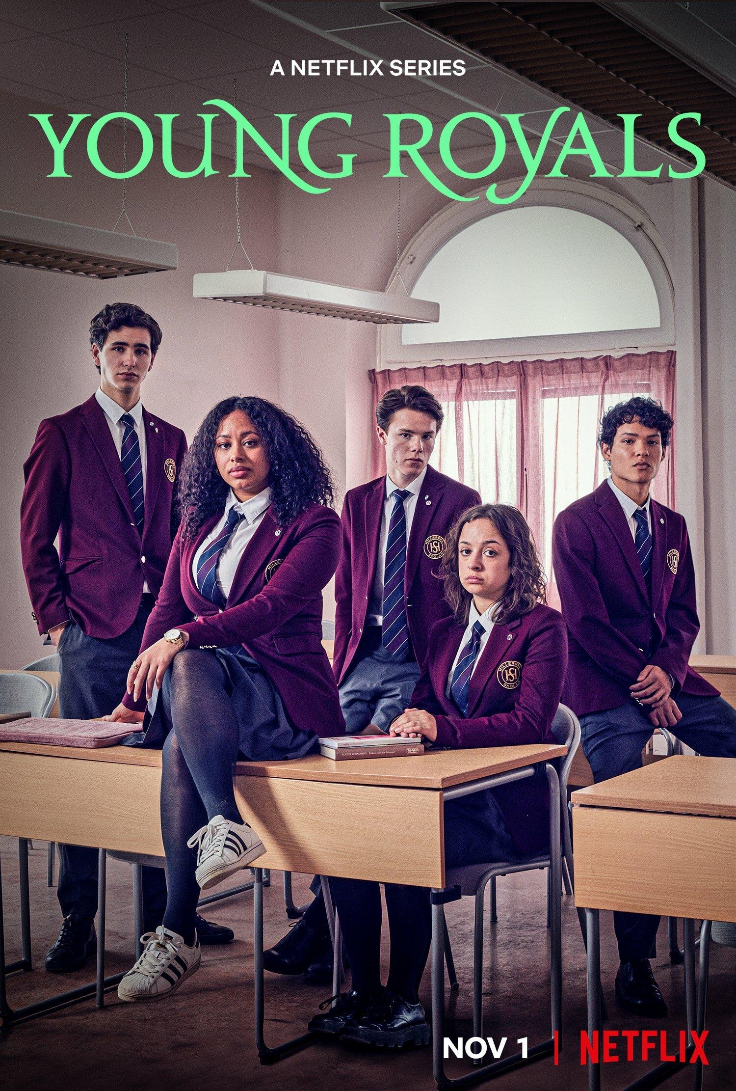 Young Royals ne zaman