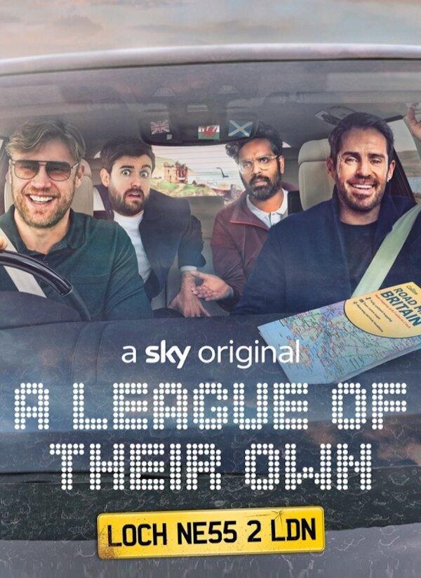 A League of Their Own Road Trip: Loch Ness to London ne zaman