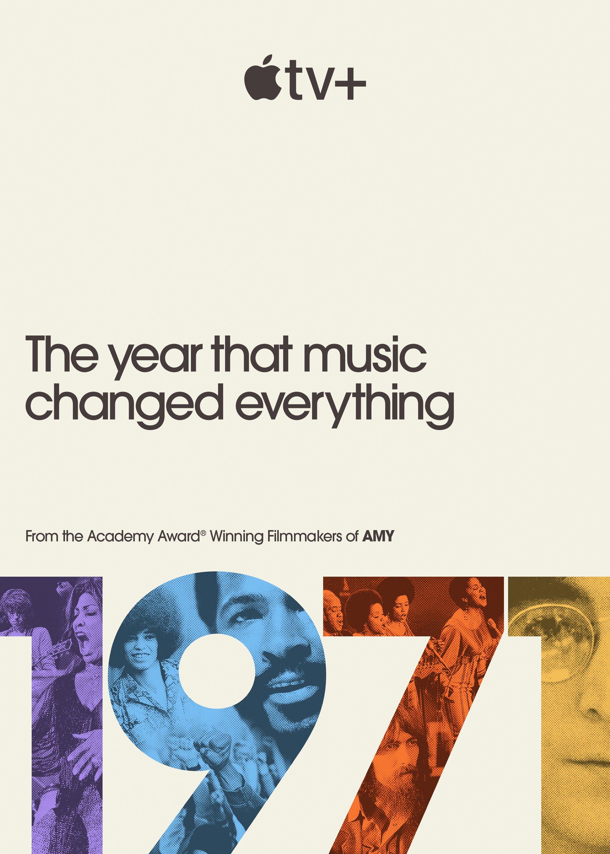1971: The Year That Music Changed Everything ne zaman
