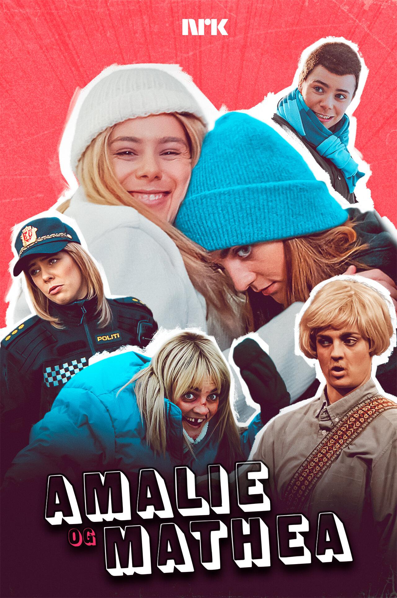 Amalie og Mathea ne zaman