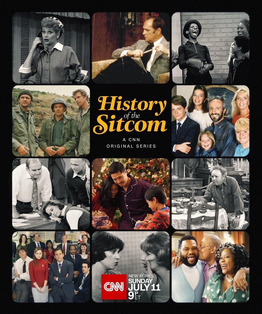 History of the Sitcom ne zaman