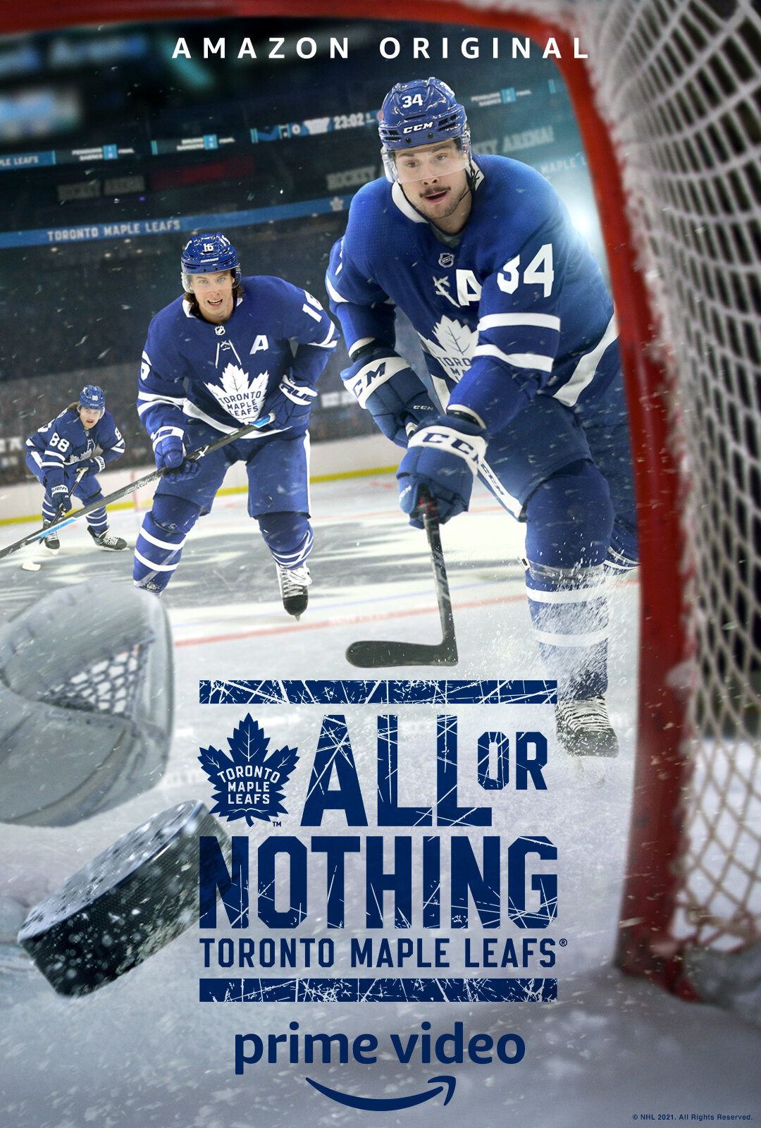 All or Nothing: Toronto Maple Leafs ne zaman