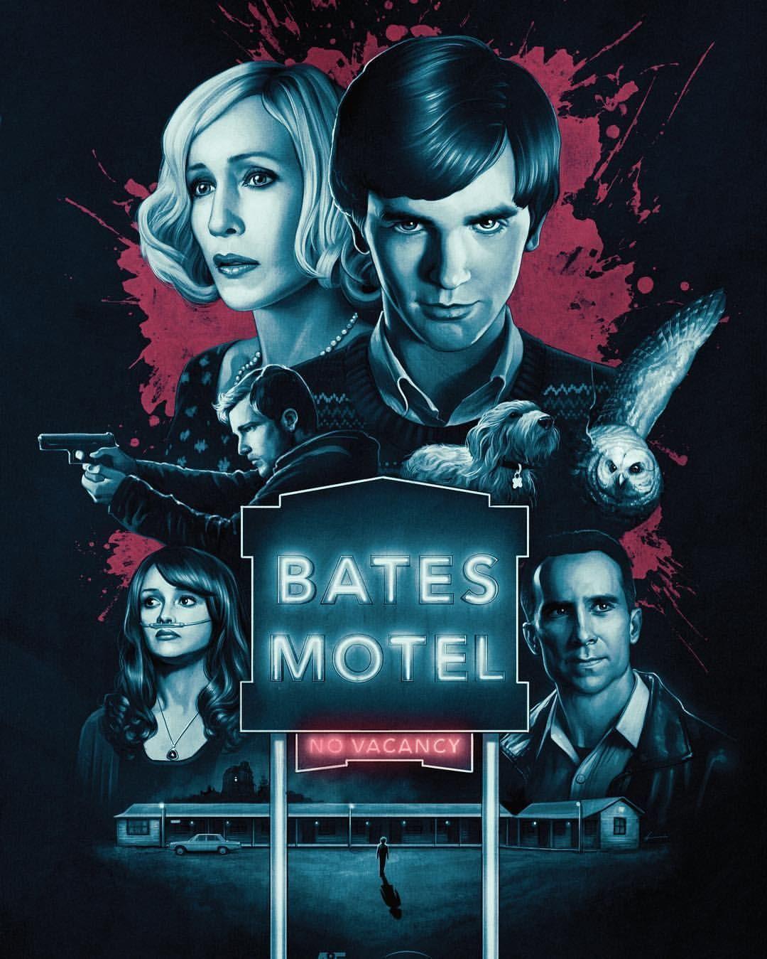 Bates Motel ne zaman