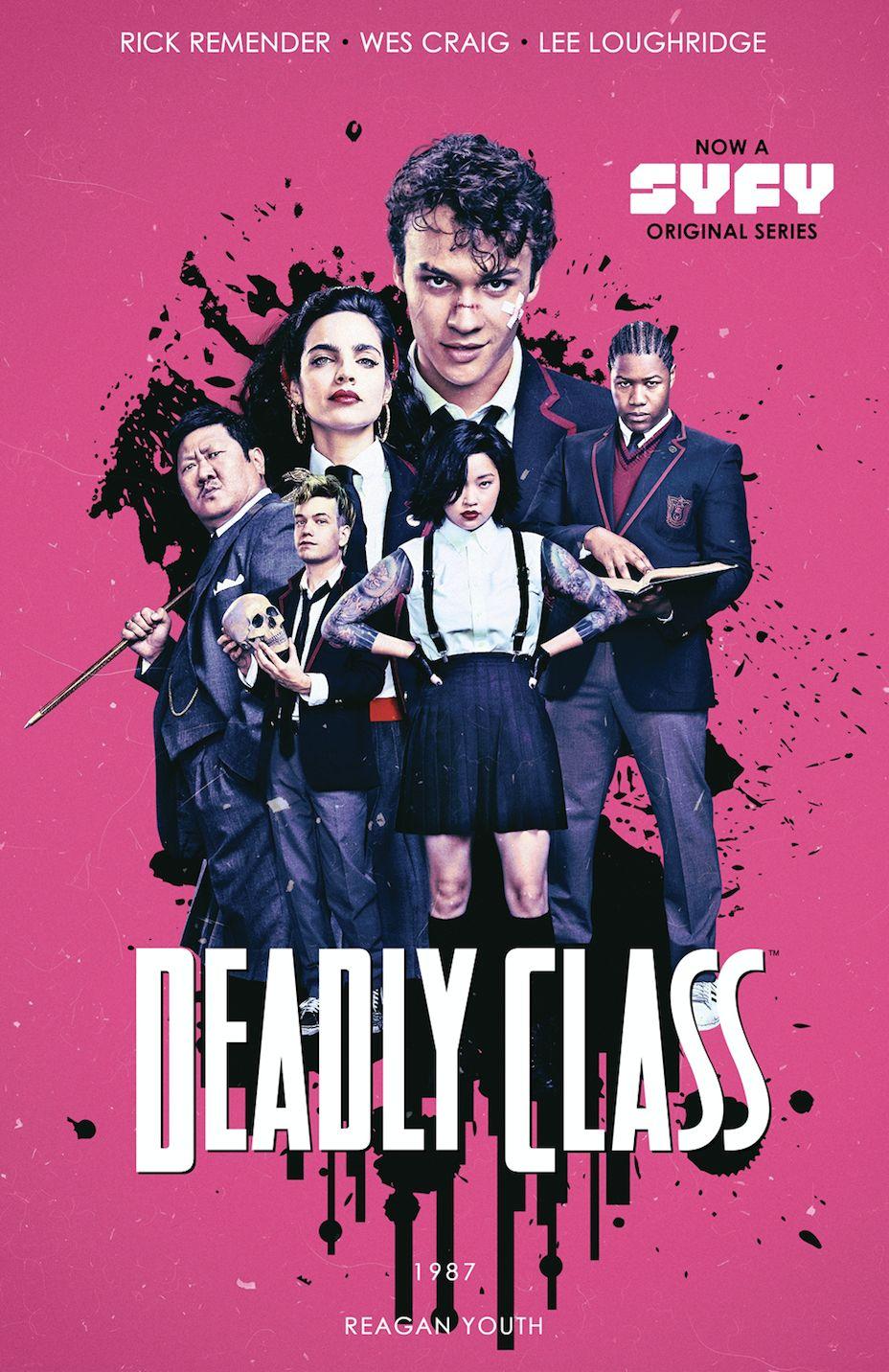 Deadly Class ne zaman