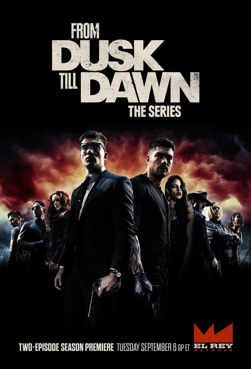 From Dusk Till Dawn: The Series ne zaman