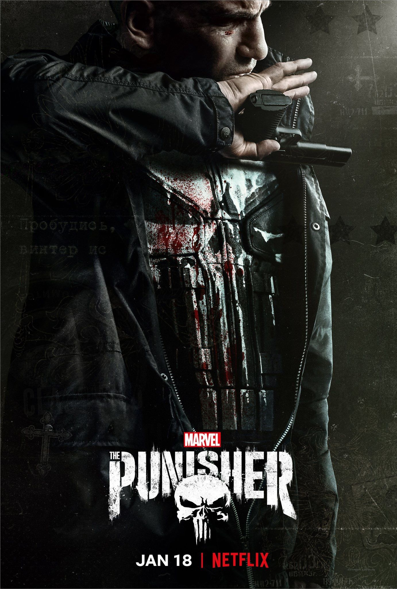 Marvel's The Punisher ne zaman