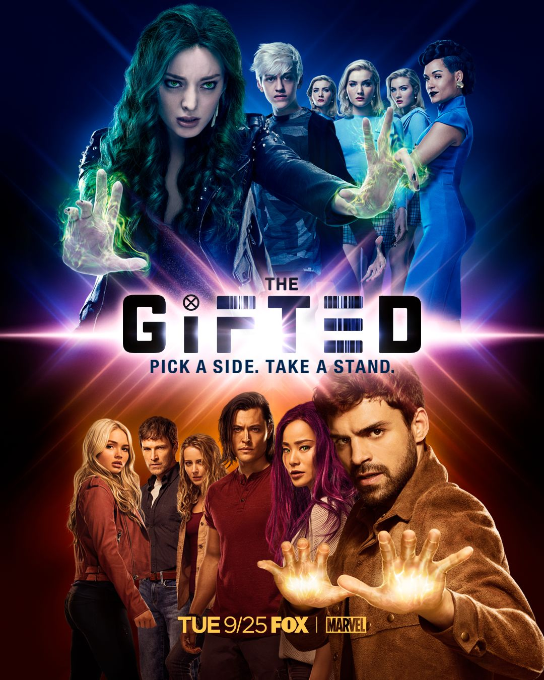 The Gifted ne zaman